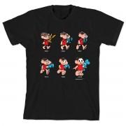 Camiseta Turma da Mônica 50 Anos - Evolução Modelo 2