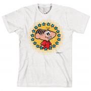 Camiseta Turma da Mônica 50 Anos - Evolução Modelo 5