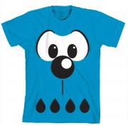 Camiseta Turma da Mônica Kids - Olhões Bidu